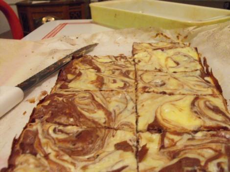 irish car bomb cheesecake brownies