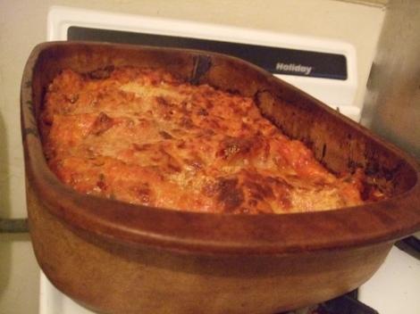 dollar-friendly lasagna