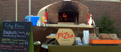 Mobile Oven!