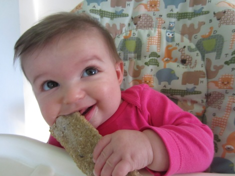 Lily's Teething Biscuit