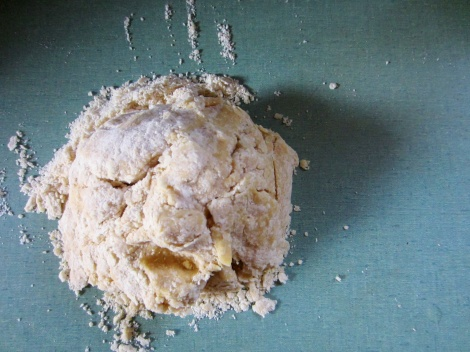Pasta Dough by hand
