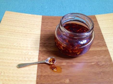 Szechuan Chili Oil