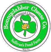 bonnyclabber cheese co. logo