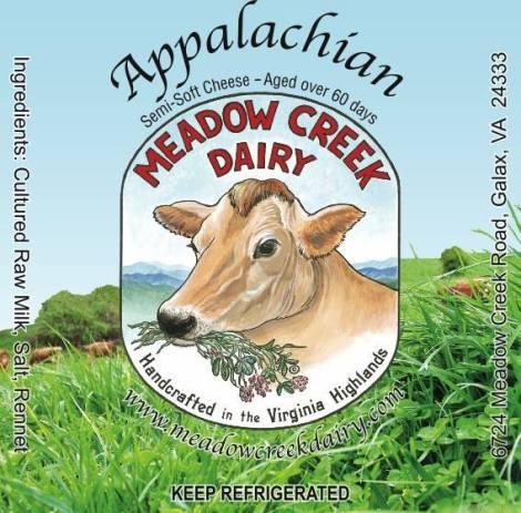 meadow creek appalachian
