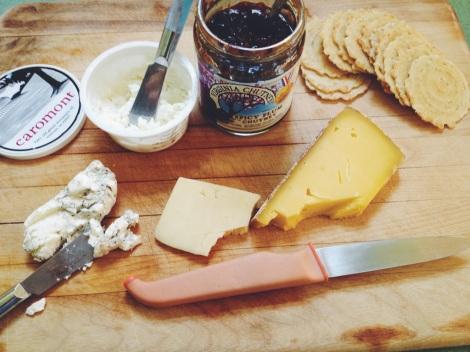 VA Cheese Week Tasting